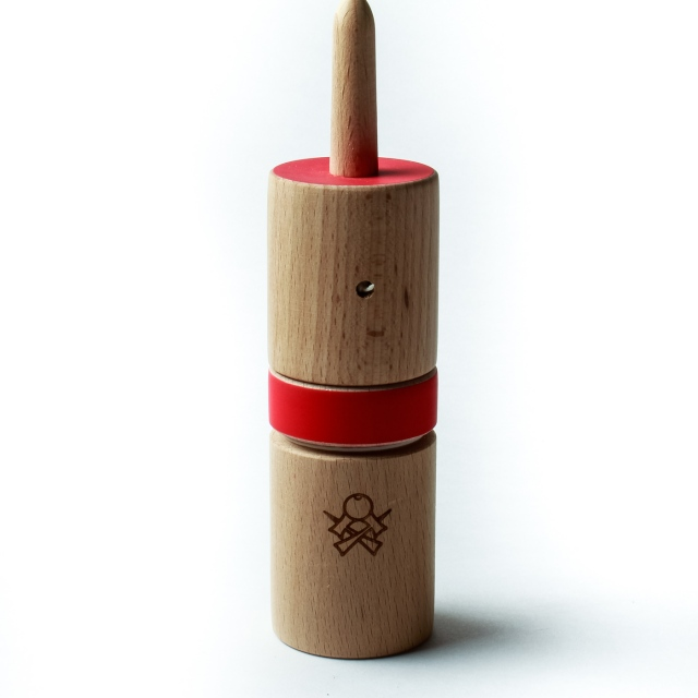 Rolling Pin Red